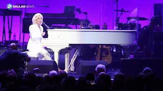 <b>Lady Gaga</b> Performs Give Me A Million Reasons At Harvey Relief Concert At Texas A&M
