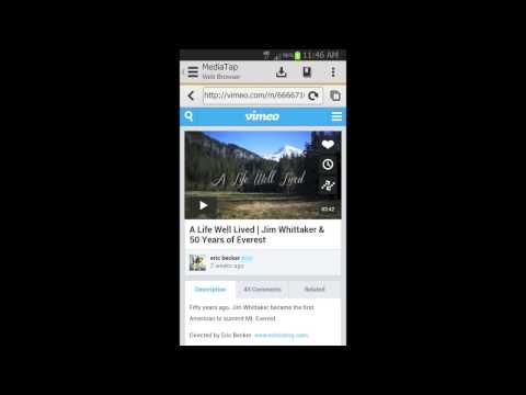 Video of MediaTap - Video Downloader