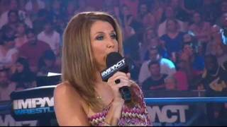 Dixie Carter Restored to Power at TNA IMPACT WRESTLING