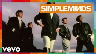 Simple Minds - Alive And Kicking video
