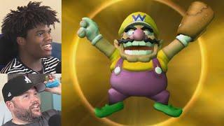 WARIO IS FILTHY! | Mario Super Sluggers #4