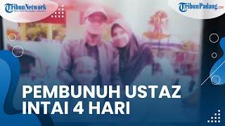 Sebelum Ditembak, Ustaz Armand Sudah Diintai 2 Orang Mengenakan Atribut Ojol Selama 4 Hari