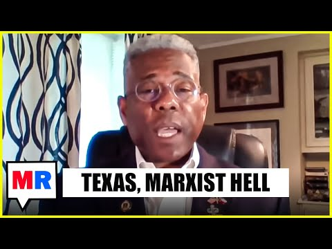 Allen West Says Tax Laws In Texas Are 'Communist'