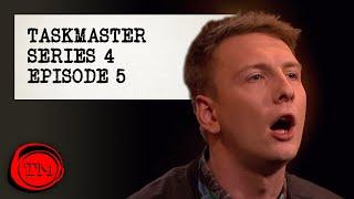 Taskmaster - Series 4, Episode 5   Full Episode   'Meat.'