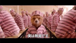 パディントンがまさかの逮捕?映画「パディントン2」特別映像