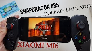 PS2 Emulator test XIAOMI Mi6 gaming test/Play station 2 emul