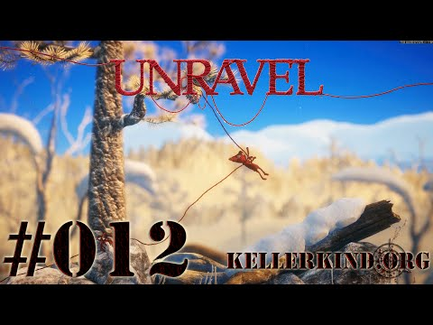 Unravel #012 - Wintersonne ★ Let's Play Unravel [HD|60FPS]