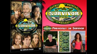 """Previously on Survivor"" - Season 10 - Survivor: Palau"