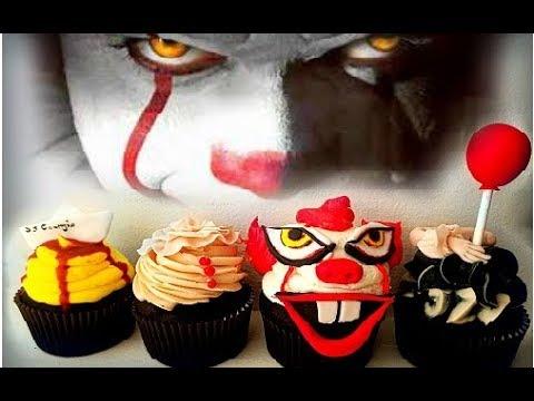 IT Cupcakes | Scaredy Cakes | Marisha's Couture