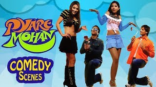 Pyare Mohan - All Comedy Scenes - Vivek Oberoi - Fardeen Khan -  Indian Comedy