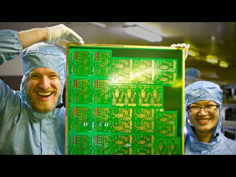 Mass Made Printed Circuit Boards in China