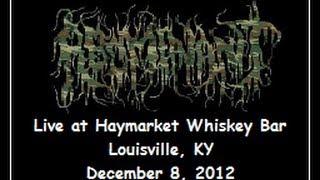Abominant live at Haymarket Whiskey Bar. 12/08/2012
