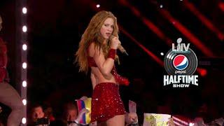 Shakira - Hips Don't Lie (Super Bowl Liv 2020) Halftime Show