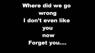 i Don't like you - Eva Simons Lyrics HD