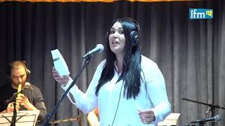 """إيمان محمد تغنيلنا """"مكتوب يا مكتوب"""" للهادي جويني في بالتونسي تحميل MP3"""
