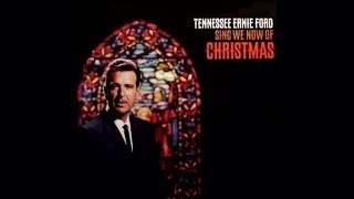 Tennessee Ernie Ford Sing We Now Of Christmas Album