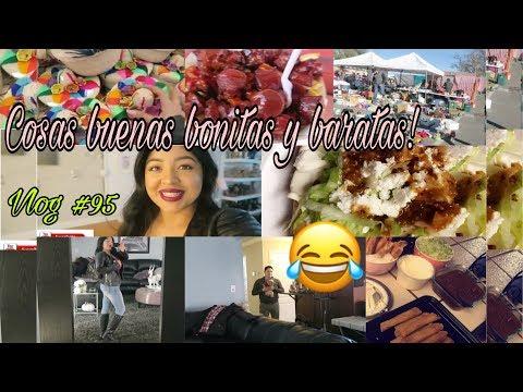 En la Pulga Comimos Antojitos 😋+Jose me hace tanto Reír 😂+ Hicimos Taquitos Dorados vlog #95