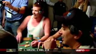 Вот так расклад в покере