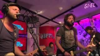 BöKKERS   Catch & Release (Iederene Hef Een Reden) Live Bij Giel Op 3FM