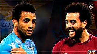 Felipe Anderson in Lazio vs Felipe Anderson in West Ham | HD