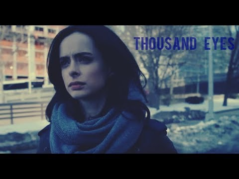 Jessica Jones, Thousand Eyes - Of Monsters and Men