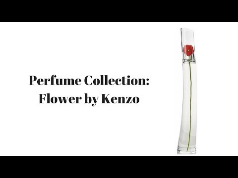 Perfume Collection:  Flower by Kenzo