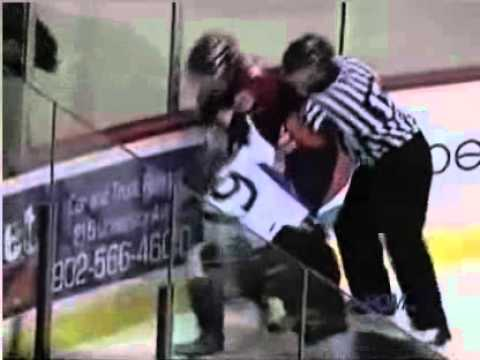 Victor Provencher vs. Ryan Tesink