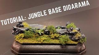 Tutorial: Jungle Base Dioarama