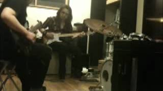 """Kelly SIMONZ session #2, Fuhito plays """"Pray For The Moon"""""""