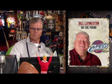 Cleveland Plain Dealer Columnist Bill Livingston Talks Cavs GM Departure & LeBron's Future | 6/20/17