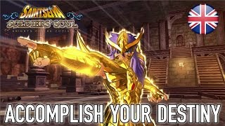 Saint Seiya: Soldiers' Soul video