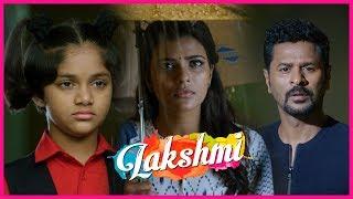Aishwarya Rajesh Finds Out The Truth   Lakshmi Tamil Movie Scenes   Ditya Bhande   Prabhu Deva