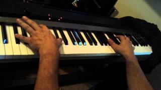 Lisa Lisa - All Cried Out piano intro - Video Youtube
