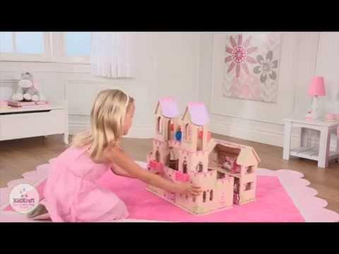 KidKraft Puppenhaus Prinzessinnen-Schloss 65259