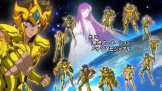 Saint Seiya: Soul Of Gold   Opening 720p HD