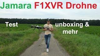 F1X VR Altitude AHP+ mit Wifi von Jamara Unboxing Zusammenbau und Flugtest Test