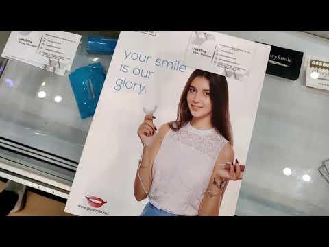 DIY teeth whitening kit – Lifestyle show