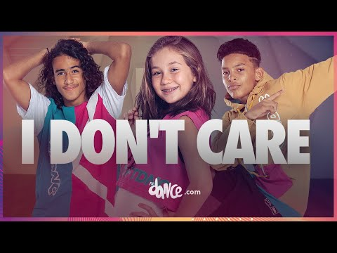 I Don't Care - Ed Sheeran ft. Justin Bieber (Coreografia Oficial) Dance Video