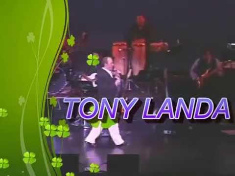 TONY LANDA ME CONFORMO EN VIVO (los mitos)