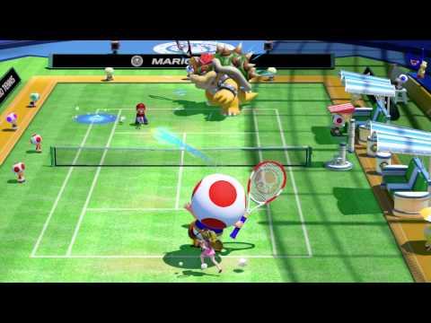 Видео № 1 из игры Mario Tennis: Ultra Smash [Wii U]