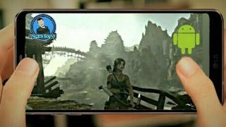 Enfin Tomb Raider sur ANDROID et Gratuit