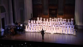 UNITED 2015: The Fire Dance Of Luna (Darius Lim)- PLMGS Primary Choir (Singapore)