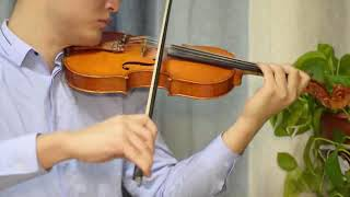 mqdefault - オールドファッション(violin cover )大恋愛~僕を忘れる君と