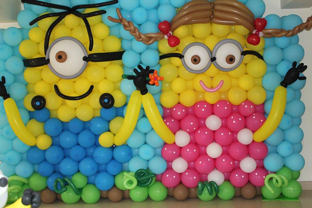 Ideas para fiestas de  Minions. Despicable Me