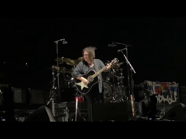 The Cure – Friday I'm in Love - Live - ACL Fest – Zilker Park - Austin TX - 10-5-19