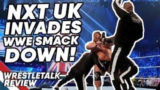 WWE SmackDown In About 4 Minutes… (Nov. 8, 2019) NXT UK INVADES! | WrestleTalk