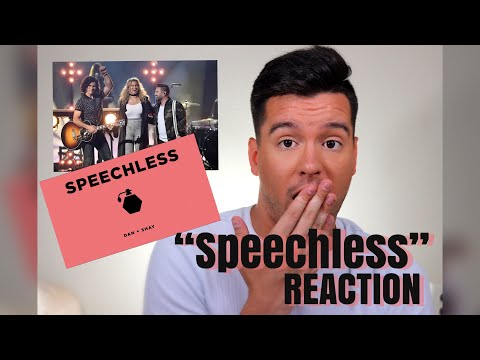 Speechless (feat. Tori Kelly) - Dan and Shay I Reaction Video