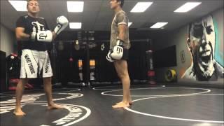 Week1 Beginner MMA