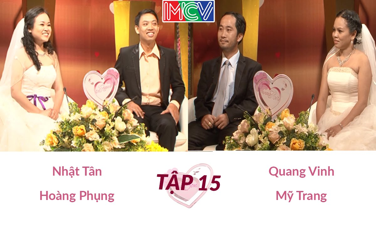 Nhật Tân - Hoàng Phụng và Quang Vinh - Mỹ Trang | VỢ CHỒNG SON | Tập 15 | 131117