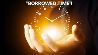 """Borrowed Time"" Artist: Tina Marie from her Gospel album ""Cross Roads"""